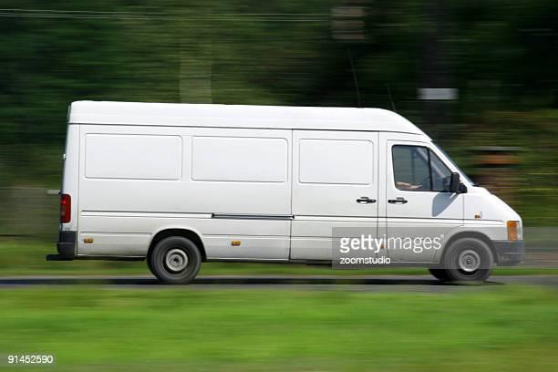 Van speed