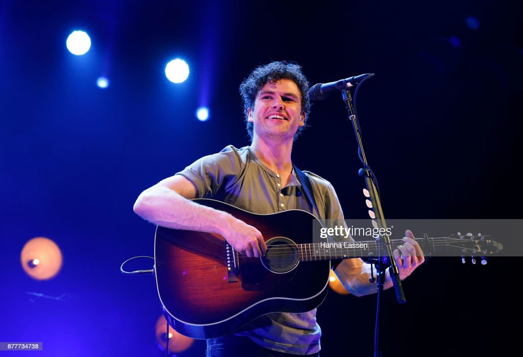 Vance Joy Performs In Sydney