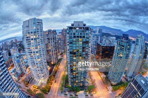 Vancouver Blue Hour