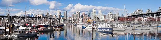 La ville de Vancouver, au Canada