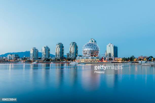 Vancouver False Creek