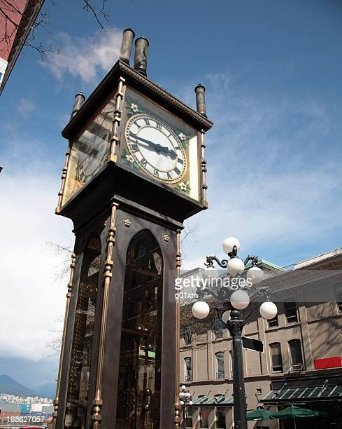 Vancouver Gastown steam clock