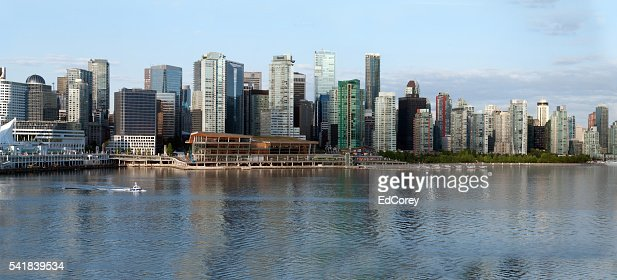 Vancouver Waterfront : Foto stock
