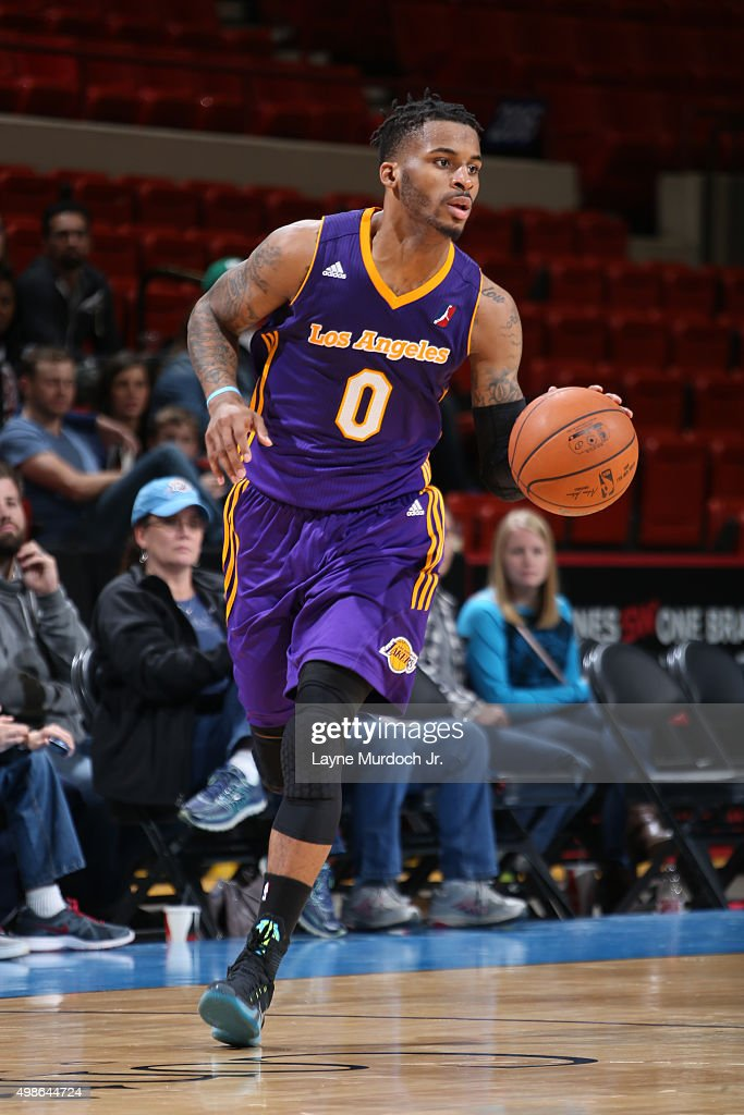 Los Angeles D-Fenders v Oklahoma City Blue