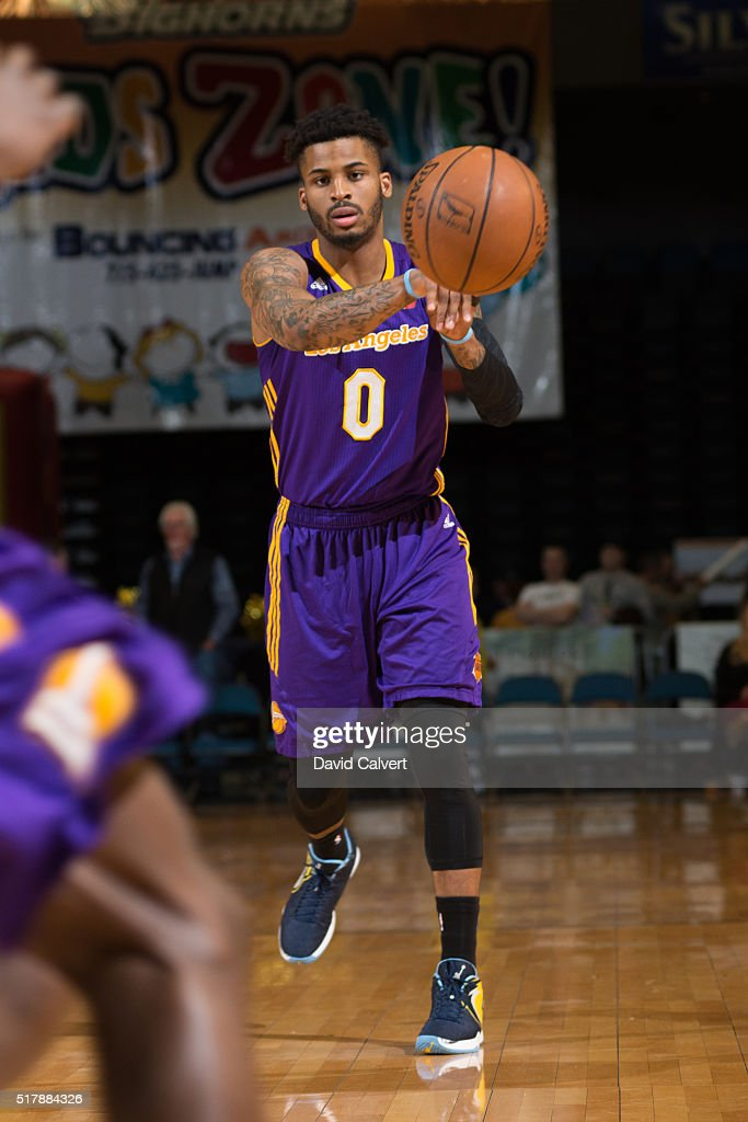 Los Angeles D-Fenders v Reno Bighorns