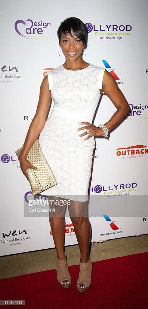 <a gi-track='captionPersonalityLinkClicked' href=/galleries/search?phrase=Vanessa+A.+Williams&family=editorial&specificpeople=2181191 ng-click='$event.stopPropagation()'>Vanessa A. Williams</a> attends the 15th Annual DesignCare on July 27, 2013 in Malibu, California.