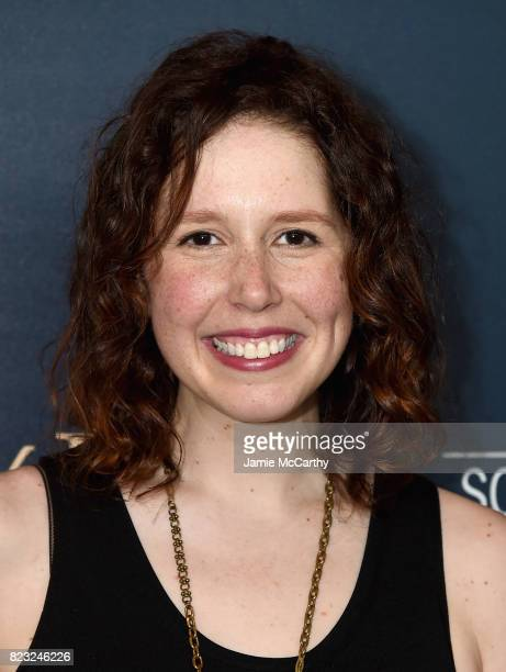 Vanessa Bayer attends the Sony Pictures Classics Screening Of 'Brigsby Bear' at Landmark Sunshine Cinema on July 26 2017 in New York City