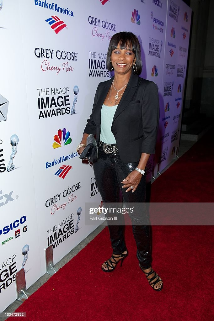 <a gi-track='captionPersonalityLinkClicked' href=/galleries/search?phrase=Vanessa+Bell+Calloway&family=editorial&specificpeople=847125 ng-click='$event.stopPropagation()'>Vanessa Bell Calloway</a> attends the 44th NAACP Image Awards Pre-Gala at Vibiana on January 31, 2013 in Los Angeles, California.