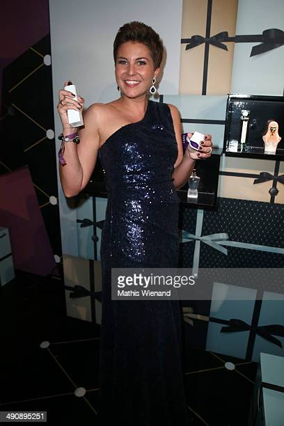 Vanessa Blumhagen attends Douglas at Duftstars Awards 2014 the Duftstars Awards 2014 at arena Berlin on May 15 2014 in Berlin Germany