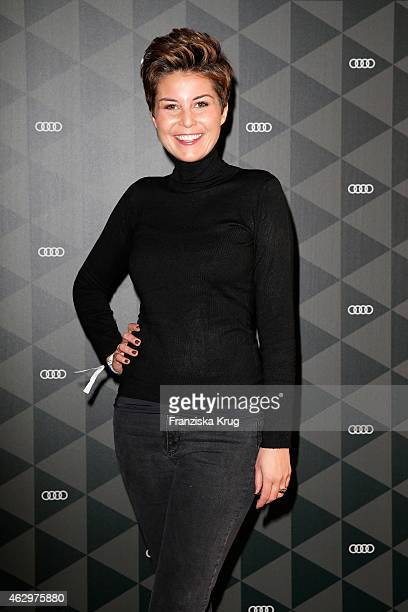 Vanessa Blumhagen attends the AUDI Berlinale Brunch during the 65th Berlinale International Film Festival at AUDI Lounge on February 8 2015 in Berlin...