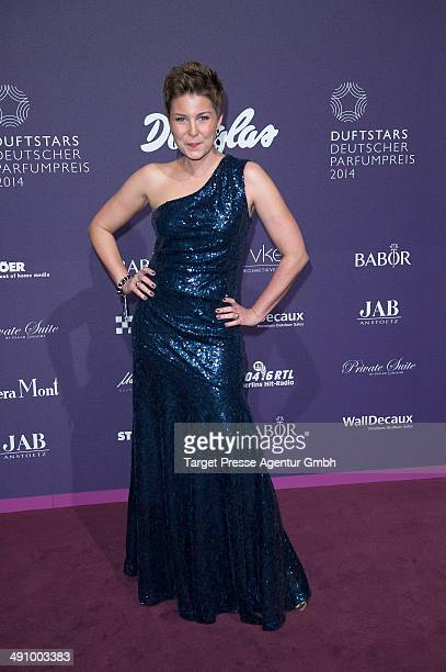 Vanessa Blumhagen attends the Duftstars Awards 2014 at arena Berlin on May 15 2014 in Berlin Germany
