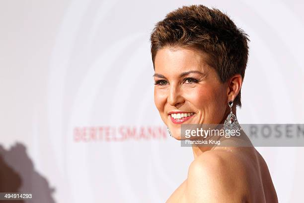 Vanessa Blumhagen attends the Rosenball 2014 on May 31 2014 in Berlin Germany