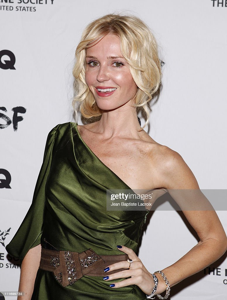Vanessa Branch arrives at NSF, The Humane Society Of The U.S. And GQ Magazine Benefit to stop puppy mills on September 22, 2009 in Los Angeles, California.