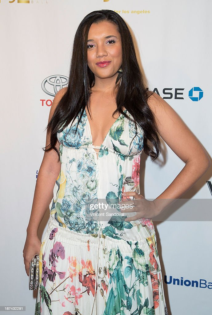 Vanessa Bronfman attends YWCA greater Los Angeles hosts The Rhapsody Ball fundraiser at Beverly Hills Hotel on November 8, 2013 in Beverly Hills, California.