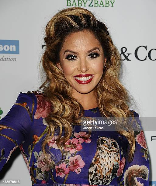 Vanessa Bryant attends the 2014 Baby2Baby gala at The Book Bindery on November 8 2014 in Culver City California