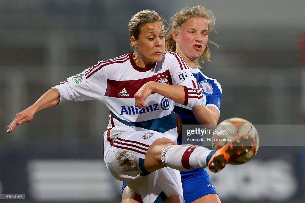 Bayern Muenchen v Turbine Potsdam - Allianz Frauen-Bundesliga