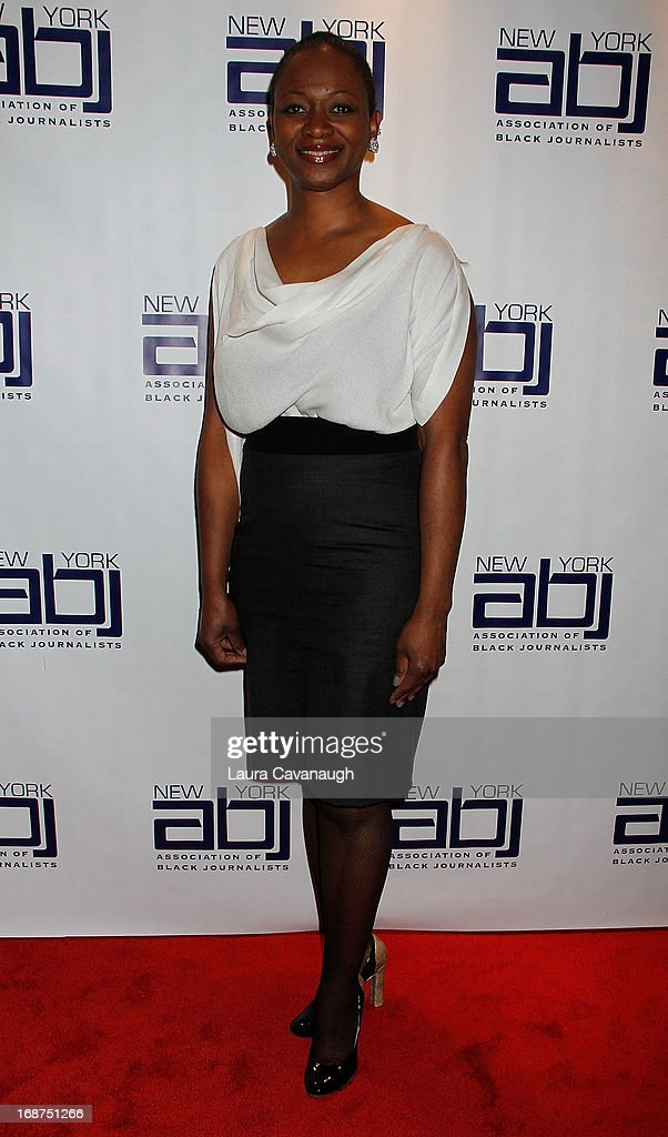 Vanessa Bush attends the 2013 New York Association Of Black Journalists Gala at the Time-Life Building on May 14, 2013 in New York City.