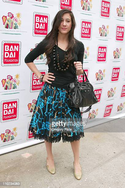 Vanessa Carlton during 12th Annual Kids for Kids Celebrity Carnival to Benefit the Elizabeth Glaser Pediatric AIDS Foundation Arrivals and Inside at...
