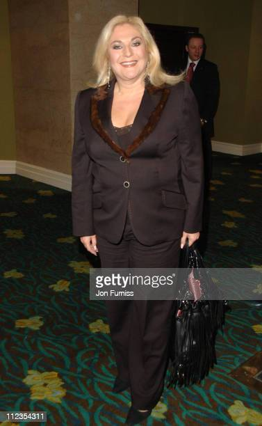 Vanessa Feltz during Five Women in Film and TV Awards Inside at Hilton in London Great Britain