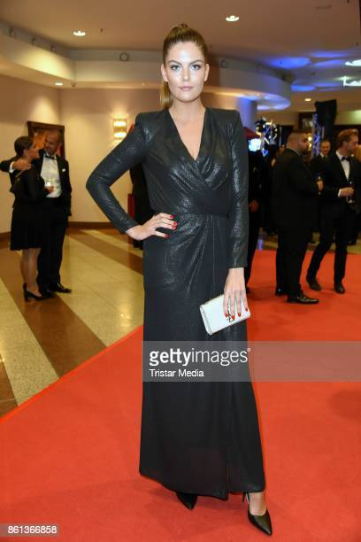 Vanessa Fuchs attends the 29 KoelnBall on October 14 2017 in Cologne Germany