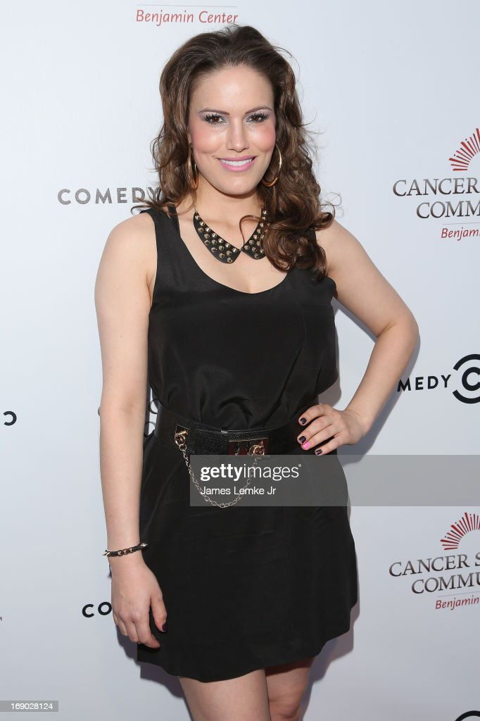 Vanessa Gomez attends the Annual Fresh Canvas Art Sale & Benefit Celebrating The Cancer Support Community - Benjamin Center held at the Museum of Flying on May 18, 2013 in Santa Monica, California.
