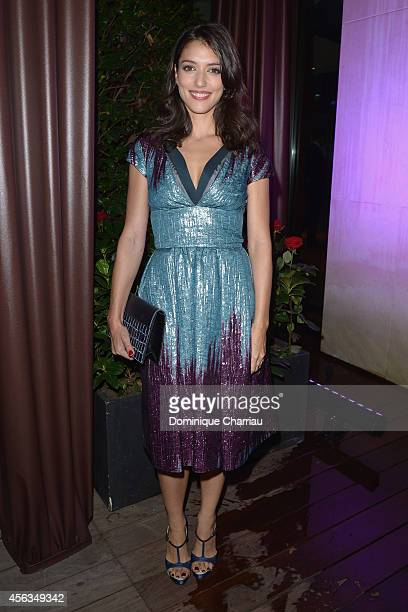 Vanessa Guide attends 'J'aime La Mode 2014' Photocall as part of the Paris Fashion Week Womenswear Spring/Summer 2015 on September 29 2014 in Paris...