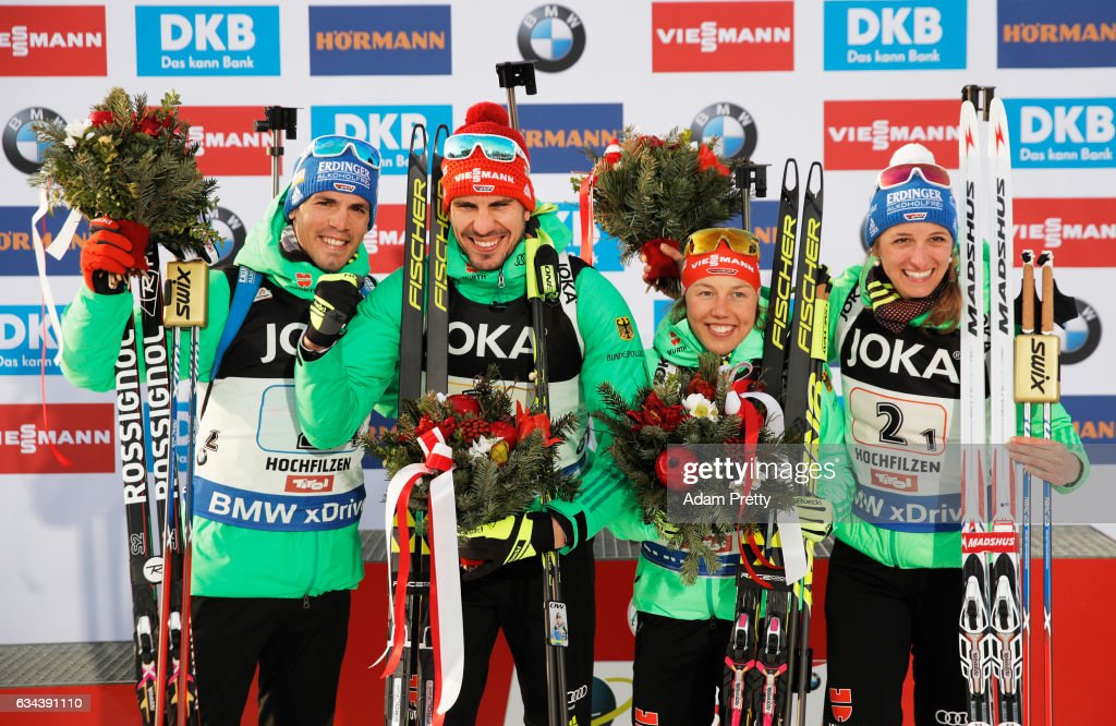 IBU World Championship Biathlon 2017 - Day 2