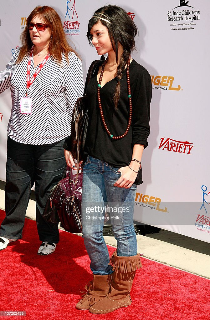 Vanessa Hudgens arrives to the 2007 Power of Youth Benefiting St Jude and Presented by Tiger Electronics at the Globe Theater in Universal City...