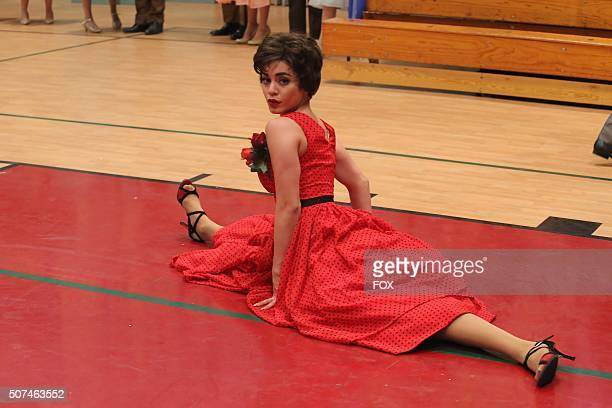 LIVE Vanessa Hudgens as 'Rizzo' rehearses for GREASE LIVE airing LIVE Sunday Jan 31 on FOX