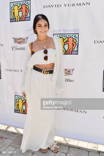 Vanessa Hudgens attends Cindy Crawford and Kaia Gerber host Best Buddies Mother's Day Brunch in Malibu CA sponsored by David Yurman on May 13 2017 in...