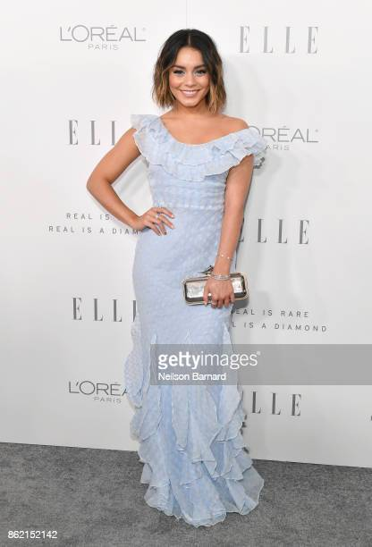 Vanessa Hudgens attends ELLE's 24th Annual Women in Hollywood Celebration presented by L'Oreal Paris Real Is Rare Real Is A Diamond and CALVIN KLEIN...
