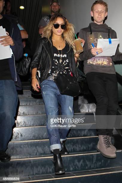Vanessa Hudgens seen at LAX on May 08 2014 in Los Angeles California