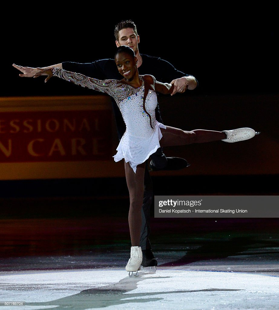 European Figure Skating Championships 2016 Day 5 Getty