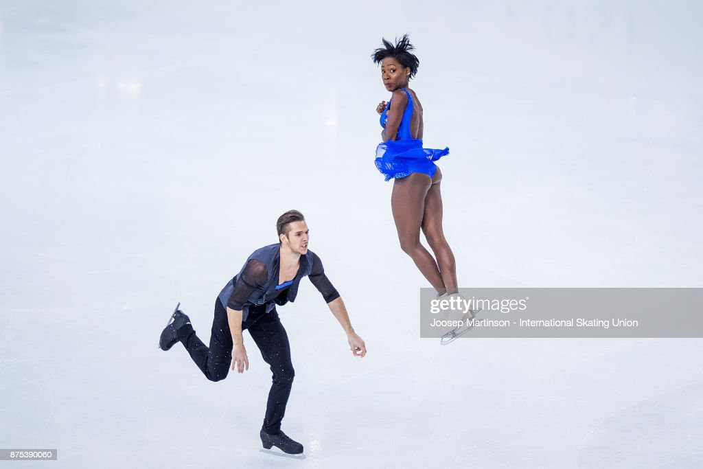 ISU Grand Prix of Figure Skating - Grenoble
