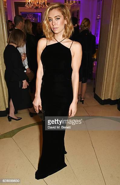 Vanessa Kirby attends The London Evening Standard British Film Awards at Claridge's Hotel on December 8 2016 in London England