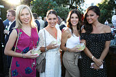 Vanessa Lachey and friends attend Casa Vega Celebrates 60 Years on July 16 2016 in Los Angeles California