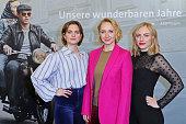 """""""Unsere Wunderbaren Jahre"""" Press Conference In Hamburg"""
