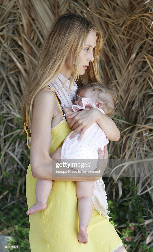 Celebrities Sighting In Ibiza - July 21, 2014 | Getty Images