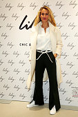 Vanesa Lorenzo Attends 'Lily' New Opening Store in...