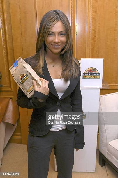 Vanessa Marcil during Lucky/Cargo Club Day 1 at Ritz Carlton in New York City New York United States