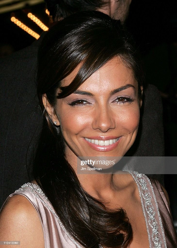 Vanessa Marcil during 'Prime' New York City Premiere - Outside Arrivals at Ziegfeld Theater in New York City, New York, United States.