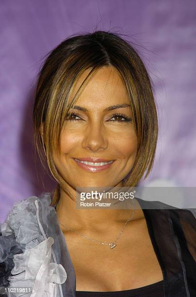 Vanessa Marcil of Las Vegas during 2005/2006 NBC UpFront Arrivals at Radio City Music Hall in New York City New York United States