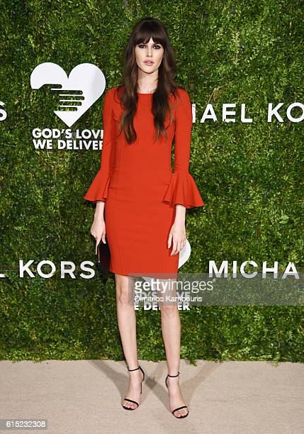 Vanessa Moody attends the God's Love We Deliver Golden Heart Awards on October 17 2016 in New York City