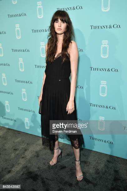 Vanessa Moody attends the Tiffany Co Fragrance launch event on September 6 2017 in New York City