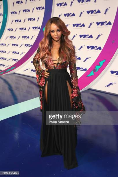Vanessa Morga attends the 2017 MTV Video Music Awards at The Forum on August 27 2017 in Inglewood California