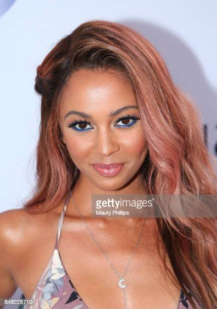 Vanessa Morgan arrives at the 16th Annual Heroes In The Struggle gala reception and awards presentation at 20th Century Fox on September 16 2017 in...