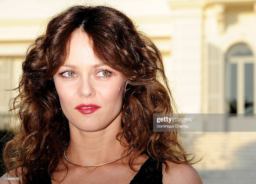 Vanessa Paradis attends the Chanel Collection Croisiere Show 2011-12 at the Hotel du Cap on May 9, 2011 in Cap d'Antibes, France.