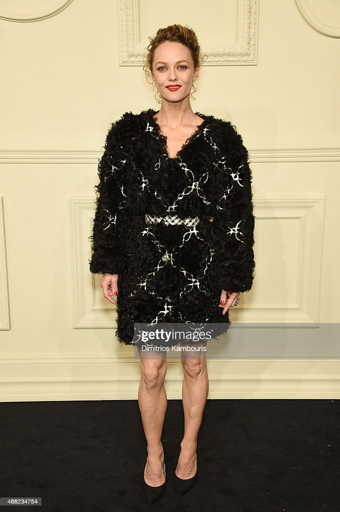 CHANEL Paris-Salzburg 2014/15 Metiers d'Art Collection - Arrivals