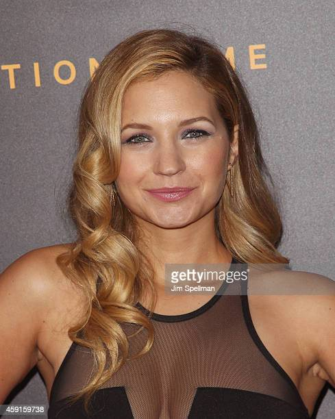 Vanessa Ray Stock Photos and Pictures
