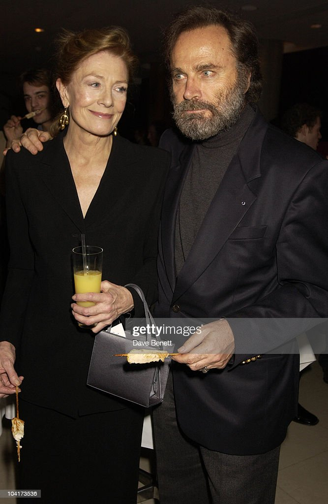 Vanessa Redgrave And Franco Nero, At The Theatre Royal Haymarket,and The Party At The Trafalgar Hotel, London.